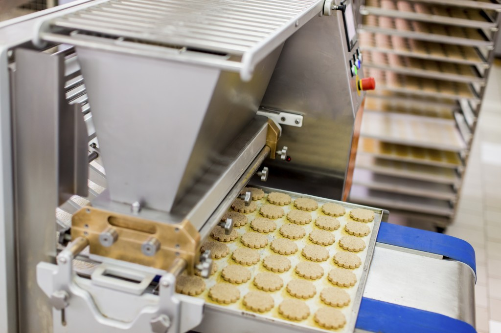 Automated robotic bakery machine