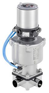 Burkert Robolux valve