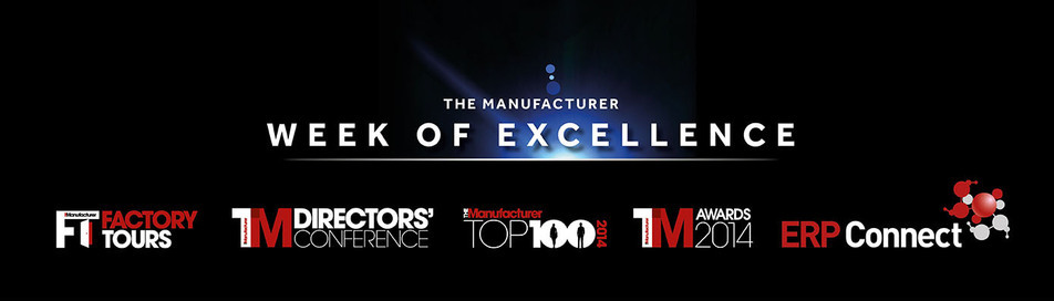 The Manufacturer week of excellence