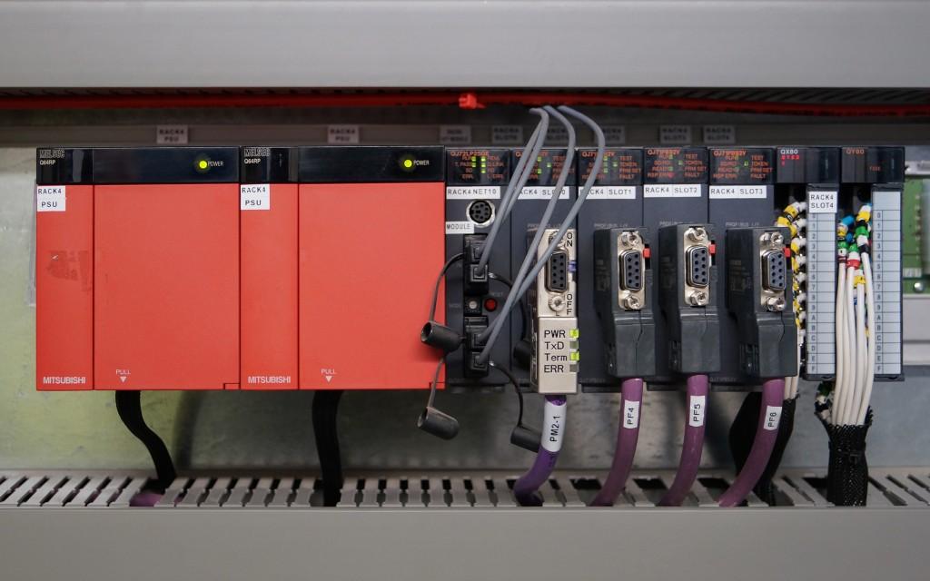 Mitsubishi Electric solution controls