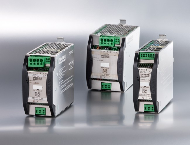Emparro power supplies