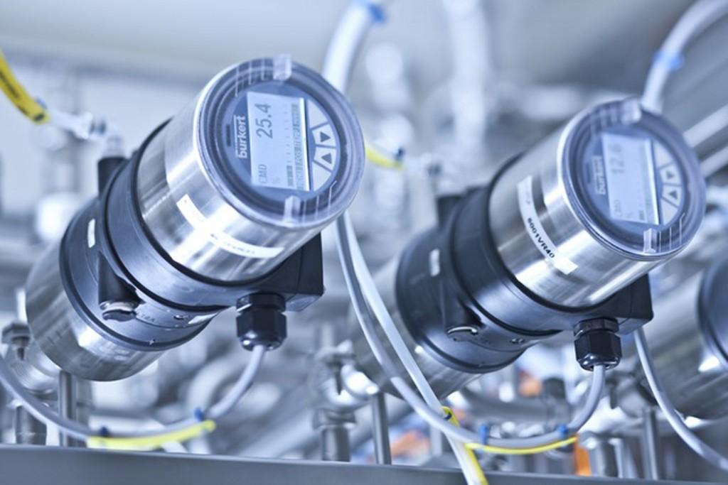 Burkert element steam valves