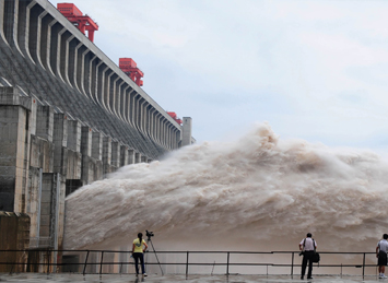 Hydroelectric Power China