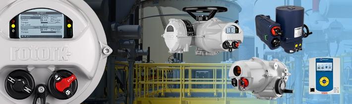 Rotork's Electric Actuators