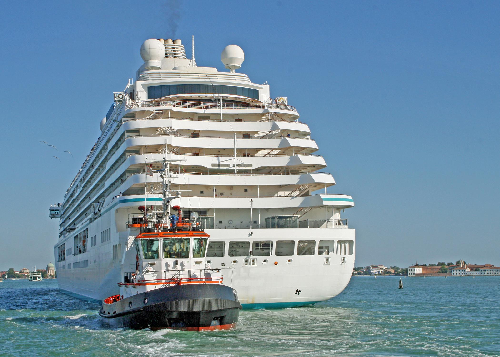 Sulzer engineers keep cruise liner generator afloat ...