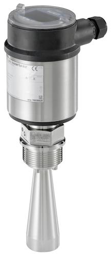 Radar level measurement device for higher pressure ranges