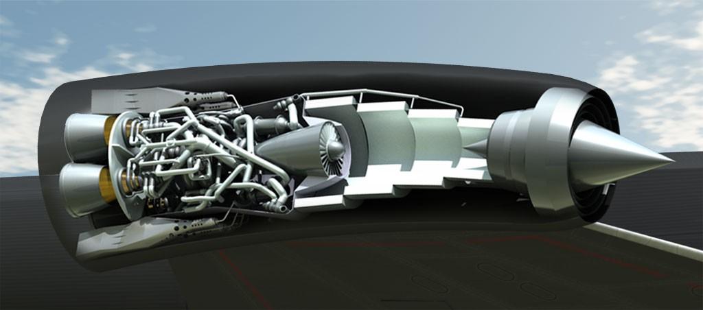 Synergetic Air-Breathing Rocket Engine