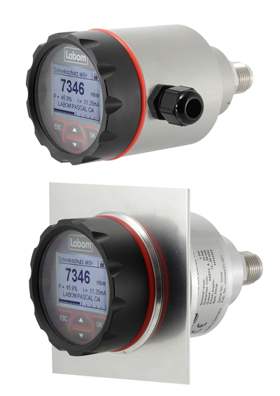 Pressure transmitter PASCAL Ci4 LEVEL