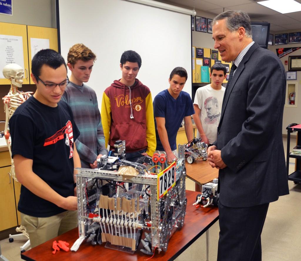Robotics curriculum