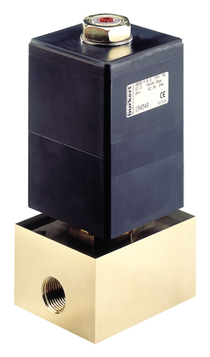 Type 2836 - Direct-acting 2-2 way Solenoid Control Valve