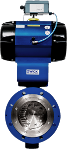 Zwick TRI-SHARK Butterfly Valve