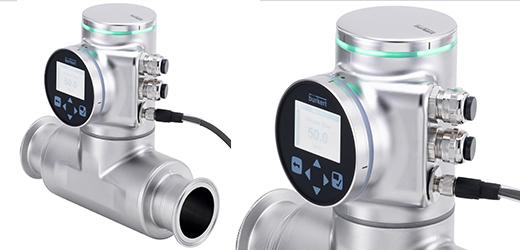 Bürkert FLOWave | Bürkert SAW Flowmeter | Digital Flow Meter