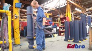 Servicing a Hydraulic Cylinder