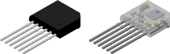 TAD2140 angle sensor from TDK