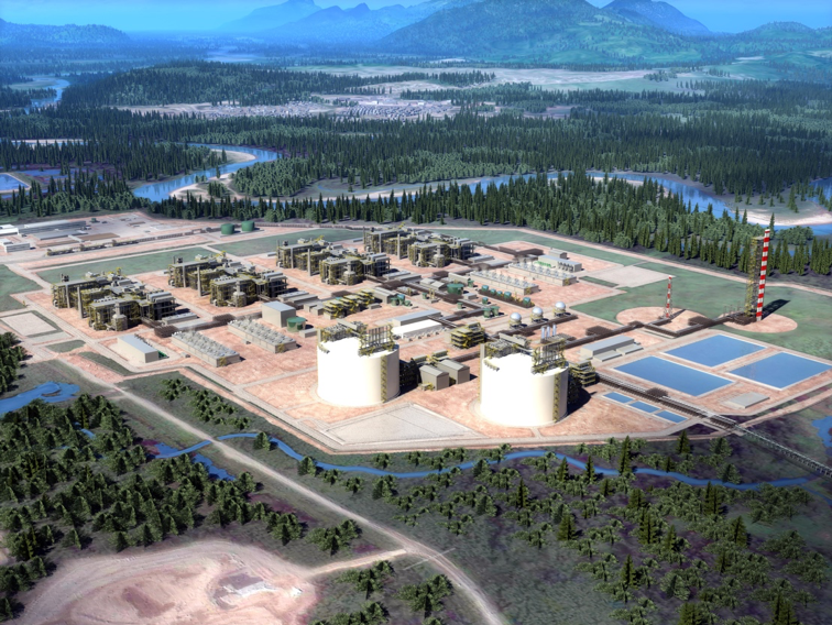 LNG Canada takes Final Investment Decision on Kitimat facility