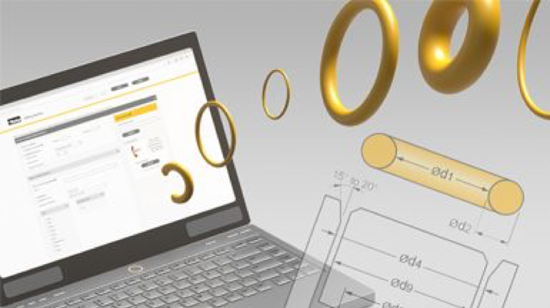 Parker O-Ring Selector simplifies seal selection