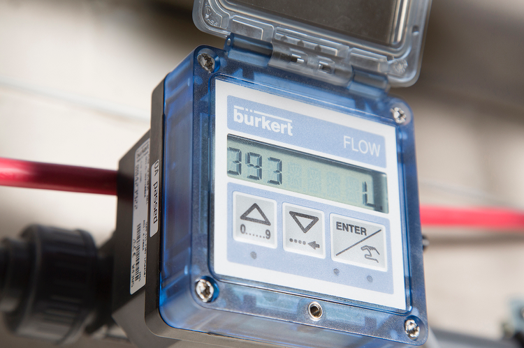 Kemet International employ Bürkert batch control system
