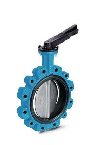 ERHARD ECLI Butterfly Valve