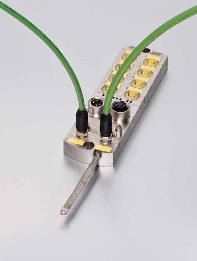 MVK Metal Safety I/O module