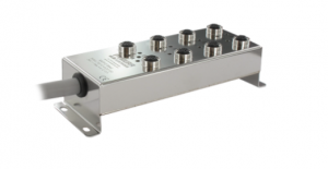Murrelektronik MV12 Stainless Steel Distribution Box