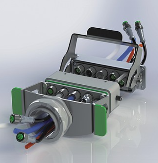 Murrelektronik supplies industry Storage & Logistics, Robotics and Machine Tools