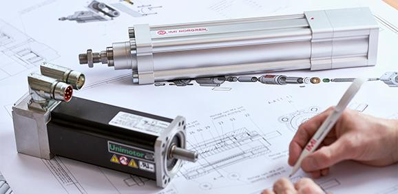 IMI Norgren launches new ELION electric actuator range