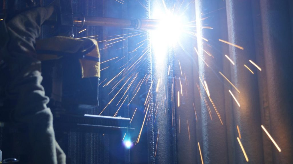 Sulzer automated welding service keeps biomass plant running