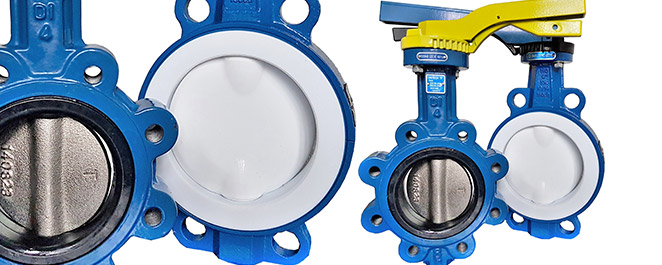 Butterfly Valves are ideal as fluid flow control valves