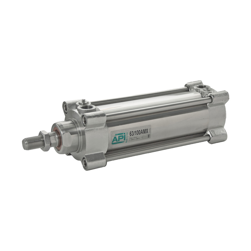 Improve your pneumatic cylinder selection with cylinder manufacturers and suppliers, API Pneumatic UK