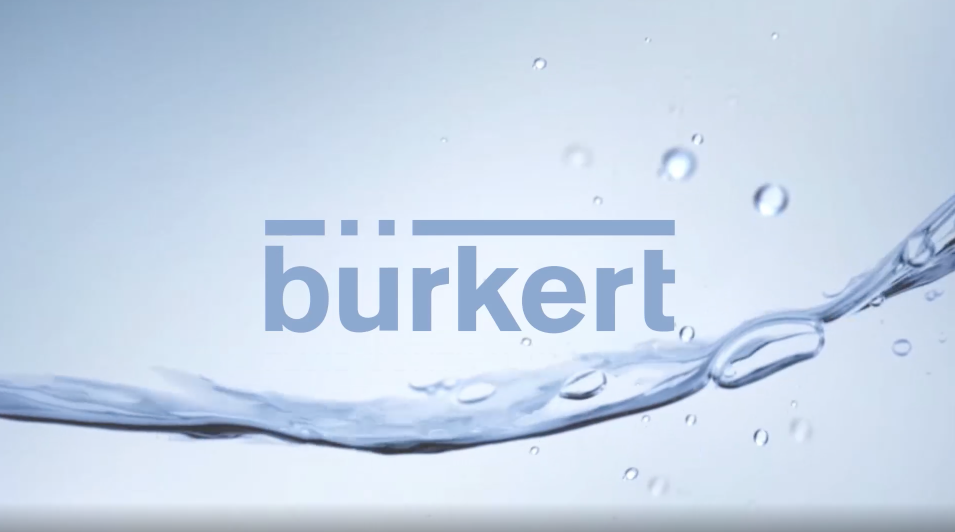 Bürkert visual exhibition from your desk