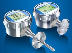 CombiView for pressure, conductivity and temperature monitoring device