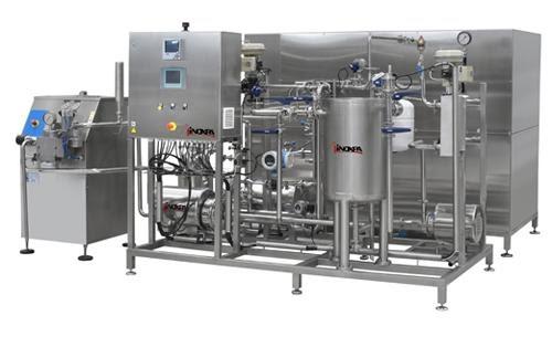 BM Engineering Extol Virtues of INOXPA Mini Dairy Plants
