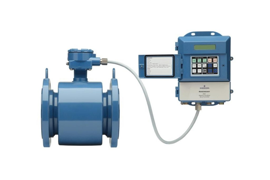 Emerson unveils innovative new magnetic slurry sensor