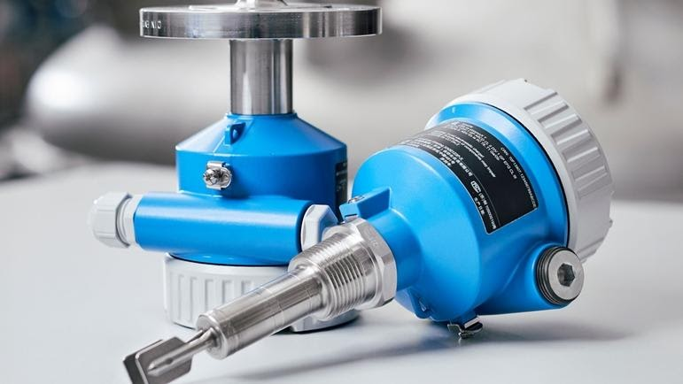 Endress+Hauser Liquiphant Sensor Now Industry 4.0 Ready