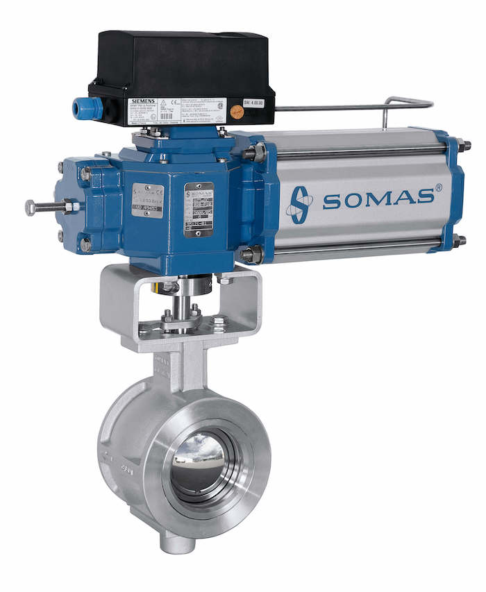 Which process control valve is best?