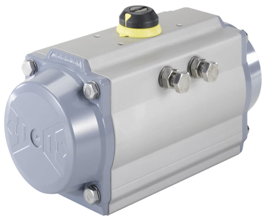What is a Pneumatic Actuator