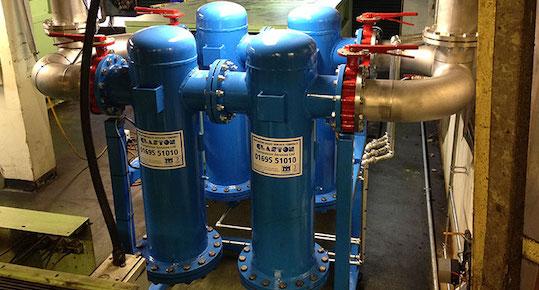 Glaston's range of Nitrogen generators
