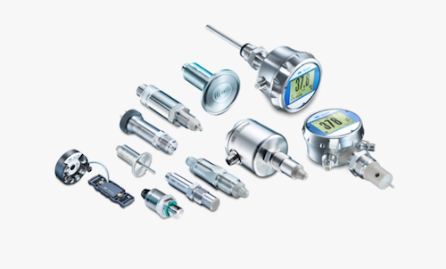 Industrial process sensors from Baumer