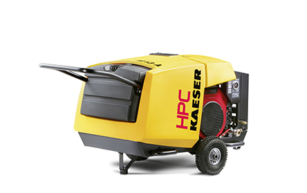 Portable air compressors from Glaston